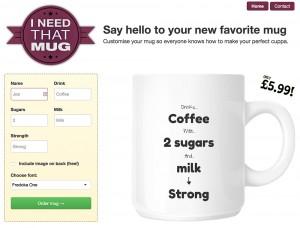 I Need That Mug